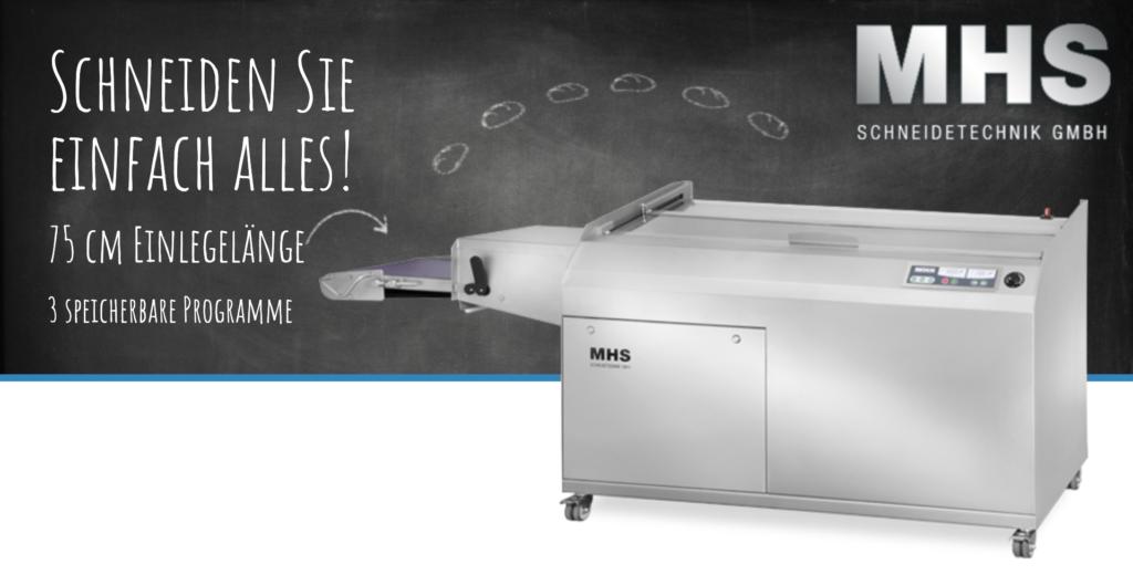 MHS Professional bei Delta Bäckerei Maschinen